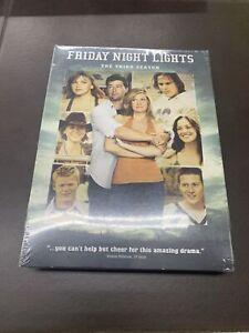 Friday Night Lights DVD - The Third Season 3 - Free Post