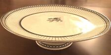 Wedgwood Contrasts Footed Cake Plate Perfect Condition