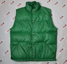 Vintage The North Face Puffer Vest Adult Medium Green