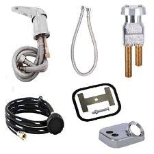 Salon Shampoo Hair Bowl Unit Sink Replacement Part UPC Faucet Vacuum Breaker Kit