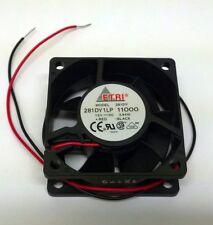 ETRI 281DY-1LP11-000 6800RPM Axial 12VDC Cooling Fan 281DY1LP11000