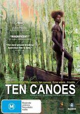 TEN CANOES [2 disc] DVD All Zone / Arafura Swamp Arnhem Land Ramingining