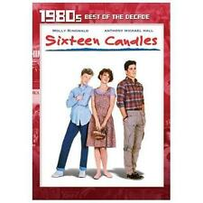 SIXTEEN CANDLES (DVD, 2013) USED, PLAYED ONCE/ FAST SHIPPING