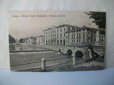 TREVISO - Riviera Regina Margherita - Cascata del Sile [piccolo, viaggiata, 1913