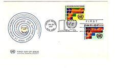 1967 Un Geneva Cachet First Day Cover - Un Development Programme