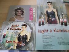 SARIT HADAD ISRAEL EUROVISION 2002 LIGHT A CANDLE PROMO CD MIX
