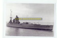 rp6875 - Royal Navy Warship - HMS Nelson - photo 6x4
