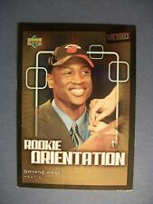DWYANE WADE 2003-04 UD Victory Rookie Orientation #105 RC Heat