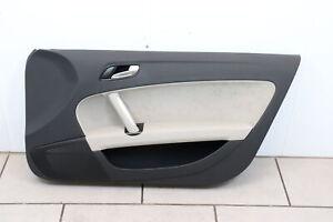 Door Card Panel Right Alcantara Soul Lichtgrau Audi Tt 8J N7U/TN