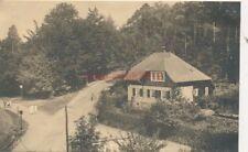Ak, Sommerfrische in Ullersdorf um 1916, Radeberger Straße (G)19279