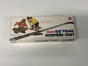 1970's Mattel Redline Hot Wheels Sizzlers NIB Scramble Start