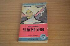 R. Godden  Narciso Nero edizione integrale Mondadori