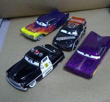 Disney Pixar CARS Die Cast Lot Ramone Sheriff Nitroade and Greta