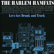 Harlem Hamfats - Let's Get Drunk & Truck [New CD]