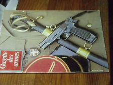 5µ? Revue Gazette des Armes n°119 Le RIF 1914-1926 Mauser 1871 Couteau combat...