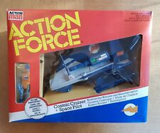 Action Force Cosmic Cruiser + Space Pilot Palitoy Boxed Collectors condition
