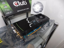 CLUB 3D - NVIDIA GeFORCE GTX 580 - 1.5GB GDDR5, 1002MHz - GRAFIKKARTE