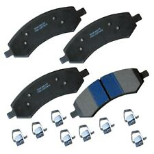 Bendix 2-Wheel Set Brake Pad Sets Front Driver /& Passenger Side SBC866