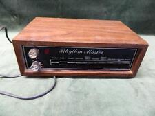 Vintage 70's Whippany Rhythm Master w1032 Analog Drum Machine Preset Rhythm Box