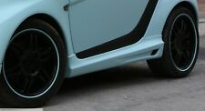 Side Skirts Smart Fortwo 451