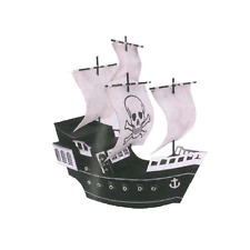Debbi Moore 3D Pirate Ship Construction Kit