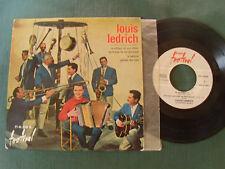 """LOUIS LEDRICH orchestre : Le siffleur et son chien 7"""" EP FESTIVAL FY 45 2349"""