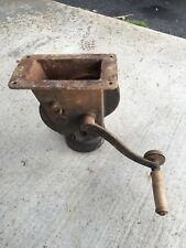 DeLaval Junior 2 Tabletop Cream Separator Antique Vintage Industrial Tool Farm