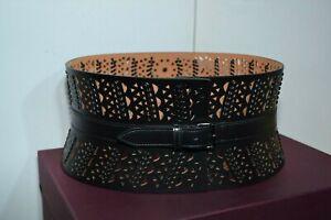 Azzedine Alaia Corset Belt. Size 70 / 24 Designer. Rrp £1450.00