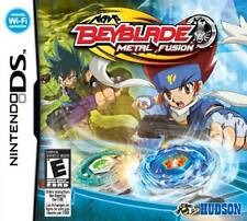 Beyblade: Metal Fusion - Nintendo DS Game - Game Only