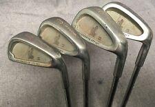 Set 4 Magique Golf Clubs Progressive Offset II 7 8 9 Iron Pitching Wedge RH Mens