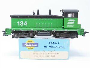 HO Scale Athearn 4002 BN Burlington Northern SW-1500 Diesel Locomotive #134