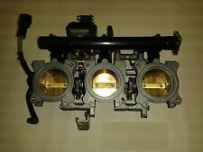 Triumph Tiger 800 Tiger 800XC, Throttle Bodies, Injectors and Fuel Rail etc