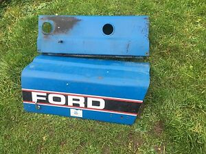 Ford 3630 4630 4610 Tractor Bonnet NVC 925