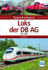 Fachbuch Loks der DB AG, Überblick über die Loks und Triebwagen, neue Auflage