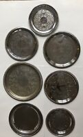 Int. Silver Co. & Sheridan Silver Plate Serving Tray Carnival of Cars Award (7)