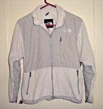 The North Face Denali Bone/Gray Fleece Jacket Full Zip Women's Size: XS
