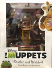 Diamond Select Toys The Muppets Best of Series 2 Statler and Waldorf Figure New