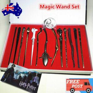 Harry Potter Magic Wand Set Hermione Dumbledore Sirius Voldemort 11/13/14/15PCS