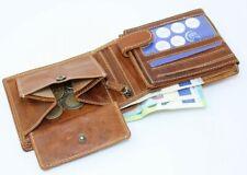 Wallet Men Leather Wallet Portemonnaie Men With Rfid Wallet
