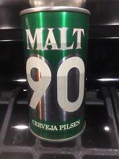 New listing Malt 90 Cerveja Pilsen Brasileira Cervejaria Brahma Brazil350 ml beer �can Mint