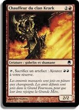 MTG Magic DST FOIL - Krark-Clan Stoker/Chauffeur du clan Krark, French/VF