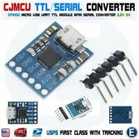 CJMCU CP2102 USB To TTL/Serial Module Programmer UART STC Downloader Arduino USA