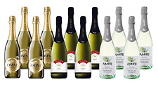 Mixed Sparkling White Wine Pack Summer Bubbles 12 x 750mL - FAST & FREE SHIPPING