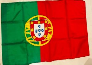 Portugal Portuguese World Cup 2022 Medium Size Flag Bandeira Média 90cm * 64cm