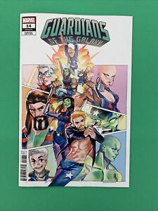 Guardians Of The Galaxy #14 1:25 Gonzales Variant Marvel 2021