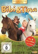 BIBI & UND TINA KINOFILM BOX ALLE 4 FILME INKL. EXTRAS DVD DEUTSCH