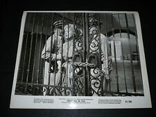TAMMY TELL ME TRUE, orig 8x10 (Sandra Dee is behind bars)