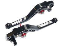 Ducati Monster M900 1994-1999 Court Frein Et Levier Embrayage Set Route Piste