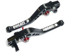 Ducati MONSTER M900 1994-1999 SHORT BRAKE AND CLUTCH LEVERS SET ROAD TRACK S17ZF
