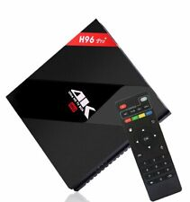 H96 pro+ 4K Ultra HD Smart Android 7.1.1 OS Amlogic S912 Octa-core TV Box